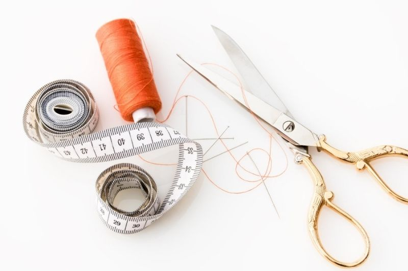 Learn sewing
