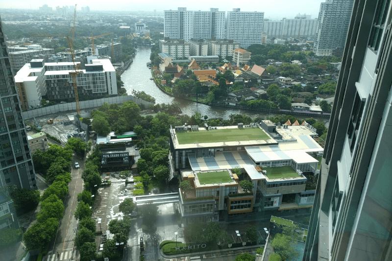 Condo View in Bangkok