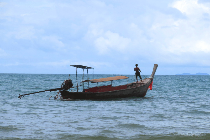 People in Thailand