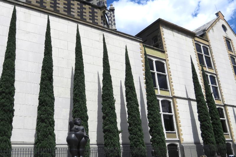 Plaza Botero - Medellín