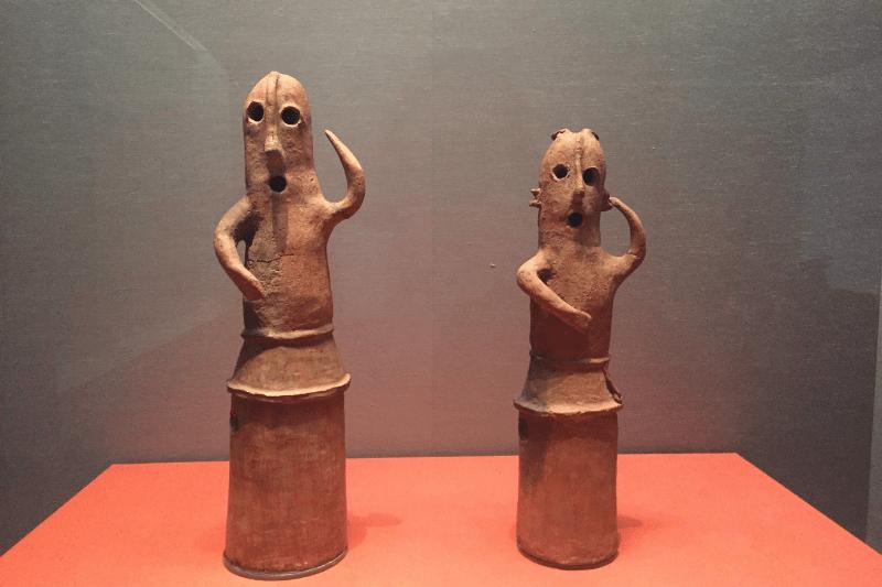 Ancient sculpture of Japan