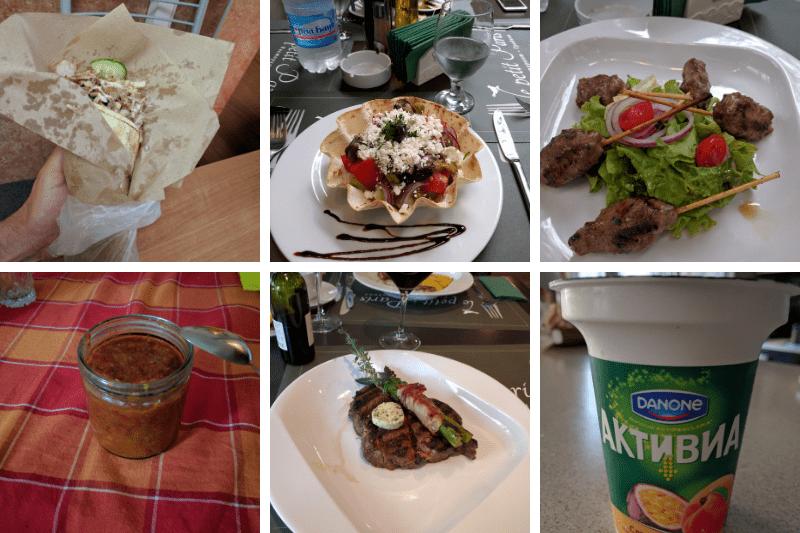 Food in Bulgaria