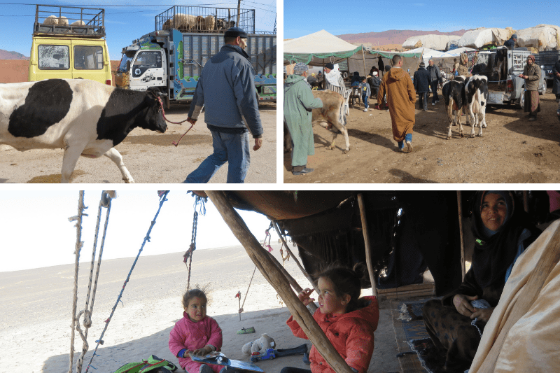 People in Morocco 1
